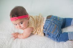 New blog talking about dressing your kid with what you have!