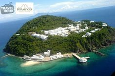 Philippines: Bellarocca Island Resort and Spa in Marinduque Most Romantic Places, Beautiful Places, Amazing Places, Beautiful Homes, Places To Travel, Places To See, Romantic Honeymoon Destinations, Travel Destinations, Philippines Travel