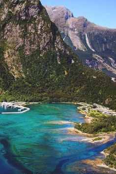 Milford Sound, Fiordland, South Island, New Zealand