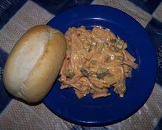 Sustrova maskrta / Majonezovy salat na studenu misu