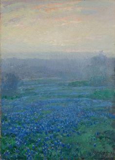Julian Onderdonk - Bluebonnet morning