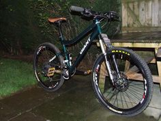 Modified 'Giant Yukon FX'. Nicely done.  http://singletrackworld.com/forum/topic/can-cheap-fs-come-good#post-5132566