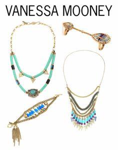 Swooning for Vanessa Mooney Jewelry