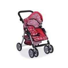 Poza Carucior de papusi SCARLET 9352 1 Scarlet, Baby Strollers, Children, Baby Prams, Young Children, Boys, Kids, Prams, Scarlet Witch
