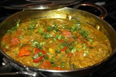 Curry King Fish. A lovely way to enjoy fish as it's done in the Caribbean. This recipe hails from Trinidad and Tobago.