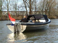 BAS Sloepen | Robuust 600 » Aluminium Boten & Sloepen, ook aluminium boot & sloep op maat