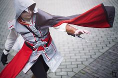 Judith D. als Ezio Auditore aus Assassin's Creed II