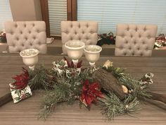 Centro de mesas Victorian flores finas y regalos !!