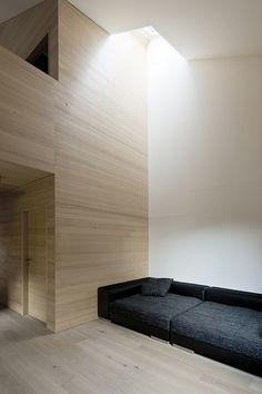 Architektur: Ein modernes Holzhaus in Österreich - KlonBlog