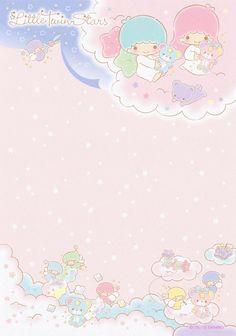 https://flic.kr/p/JzmSQf | Sanrio Little Twin Stars Memo (2015)
