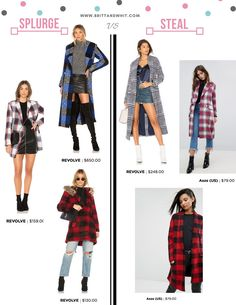 Fall Trend: Plaid Pr