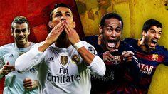 BARCELONA 1-2 REAL MADRID El Clasico Highlights  BARCELONA 1-2 REAL MADRID El Clasico Highlights 02-04-2016 56' PIQUE 1-0  62' BENZEMA 1-1  85' Ronaldo 1-2  Highlights