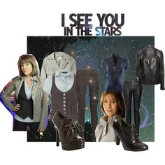 """""""Sarah Jane Smith"""" by lawlessmary on Polyvore"""