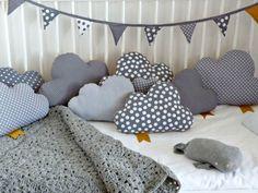 Облако подушки-я просто хочу сделать тонн их для моей комнате: