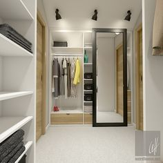 Creating a cool walk in closet isn't that tough nowadays. We've gathered great deals of ideas in order to help you even if your wardrobe would certainly be small. Corner Wardrobe Closet, Walk In Closet, Best Closet Organization, Closet Storage, Jewelry Organization, Organization Ideas, Storage Ideas, Closet Interior, Wall Wardrobe Design