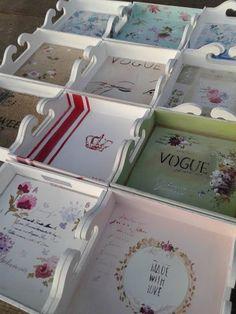 Ideas vintage Bettina.: Primavera, cursos... festejos... findes.