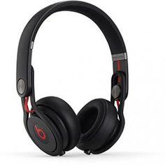 Beats by Dr. Dre Mixr On-Ear Headphones - Black