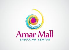 Amar Mall Shopping Center Logo Design