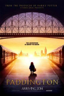 Paddington Bear Poster.... SOOOOOOO EXCITED FOR THIS MOVIE!!!!!!!!!!!!!!!!!!!!!!!!!!!!!