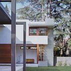 Rural Mid-Century Modern - midcentury - exterior - seattle - by Kimberley Bryan