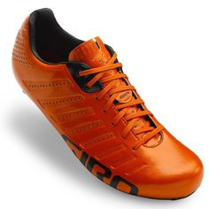 Inspired by football boots, these high-performance road cycling shoes lace up and incorporate cutting-edge materials