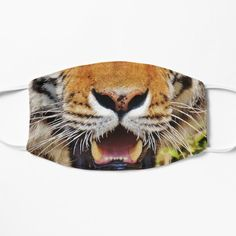 Animal Masks for kids and adults by Scar Design. Stay Safe in Style with cool Cloth Masks. Buy yours at my #redbubble store $16.76 (*$13.41 when you buy 4+) #tiger #animal #tigers #beautiful #animals #kidsmask #clothfacemask #mask #facemask #clothmask #coronavirus #virusmask #covid19 #facemasks #findyourthing