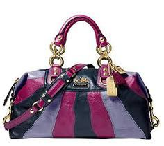 Oh YES! I wish my boyfriend would buy me a  red handbag !!! Alexandra  has to get this .
