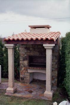 chimeneas cide barbacoa exterior modelo hogar fabricada en piedra y granito