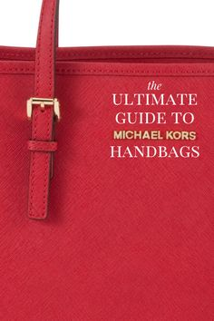 The Ultimate Guide to Michael Kors Handbags - Um, yes please? Put one of these on my Christmas list! Michael Kors Jackets, Handbags Michael Kors, Office Fashion, Work Fashion, My Christmas List, Work Wardrobe, Clothing Styles, Spring Summer Fashion, Arm