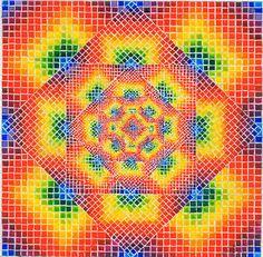 Allyson Grey, Sacred Geometry Art, Paintings, Fantasy, Artist, Mandalas, Paint, Painting Art, Artists