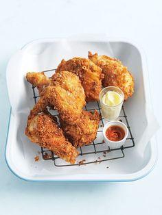 Donna Hays Buttermilk Chicken Video https://www.donnahay.com.au/video/television/basics-to-brilliance-buttermilk-fried-chicken