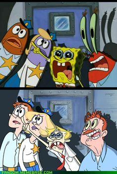If Spongebob were real...lol