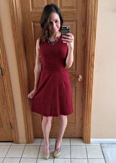 41Hawthorn Dita Sleeveless Ponte Dress #stitchfix @stitchfix stitch fix https://www.stitchfix.com/referral/3590654