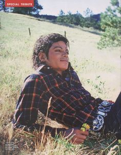 Michael Jackson - He was truly AMAZING! You've gotta admit! He left many people inspired! Such a tragedy that he passed :(