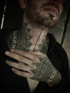 guyletatooer: Healed tattoo . On JU in Nouméa .