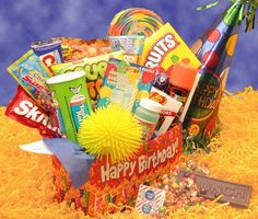 Special Happy Birthday Gift Package, party in a box