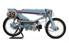 Its Love at First Sight for this Deus Japan Honda Super Cub