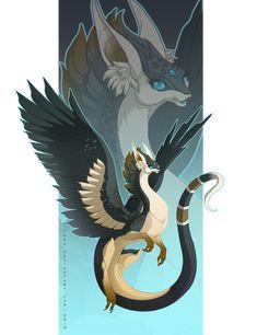 Whisperwind Dragon 2014 by Mythka on DeviantArt