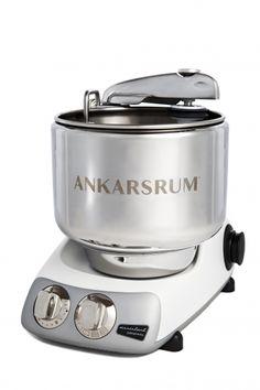 Ankarsrum Assistent Original  Mineralvit eller matt svart.