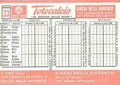 SCRIVOQUANDOVOGLIO: TOTOCALCIO:CONCORSO NUMERO 33 (05/04/1980)