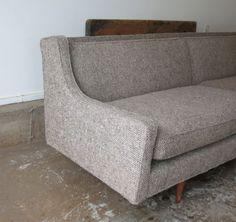 $1950 Vintage-Sofa-Mid-Century-Modern