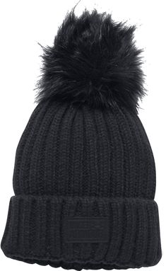 37f5cb4e7877a3 Under Armour Women's Snowcrest Pom Beanie | DICK'S Sporting  GoodsProposition 65 warning iconProposition 65 warning icon