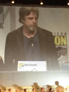 Luke! #SDCC2015 #StarWars