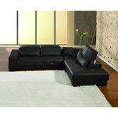 Found it at AllModern - Bella Right Facing Chaise Sectional Sofa