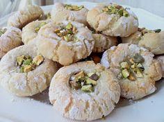 Food and Wine Adventures of Seismogirl: Pasta di Mandorla | Italian Almond Cookies