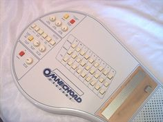 Vintage Suzuki Omnichord OM-27 WORKS BUT NEEDS REPAIR GOOD FOR PARTS OR RESTORE #Suzuki #Music #Electronics