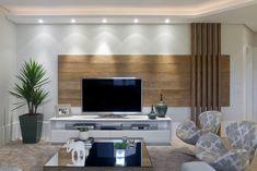 New Apartment Living Room Wall Tvs 51 Ideas Living Room Modern, Living Room Interior, Home Interior, Tv Cabinet Design, Tv Wall Design, Salas Home Theater, Tv Unit Decor, Living Room Tv Unit Designs, Tv Unit Furniture