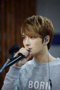 [FACEBOOK] 150326 JYJ Official FB: Kim Jaejoong's Rehearsal Photos for Upcoming Concerts in Seoul