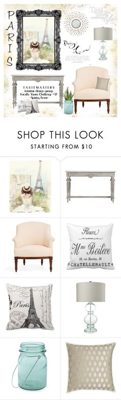 """""""Spring Fever"""" by cldesign ❤ liked on Polyvore featuring interior, interiors, interior design, home, home decor, interior decorating, Sur La Table, Legacy and Arteriors"""