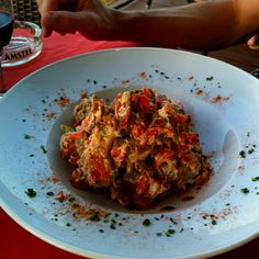 Cretan salad :-)